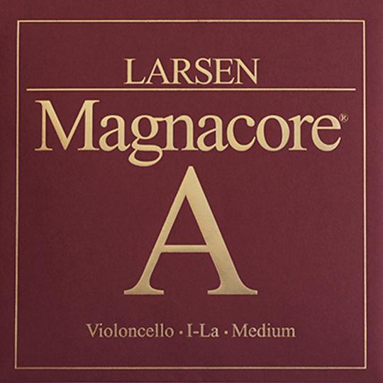 Larsen Cello Magnacore LA tirant moyen, pour violoncelle