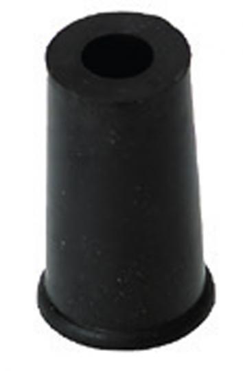 Caoutchouc cylindrique pour piques de contrebasse