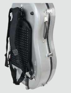 Système de portage sac à dos pour étui de violoncelle