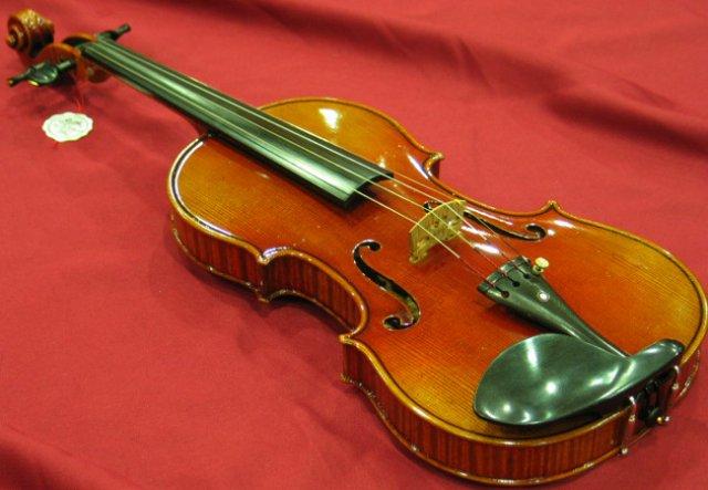 Violon de Ernst-Heinrich Roth  – Modèle Master Line