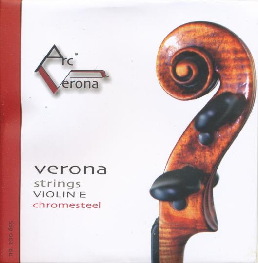 Arc Verona, Mi boule tirant moyen pour violon