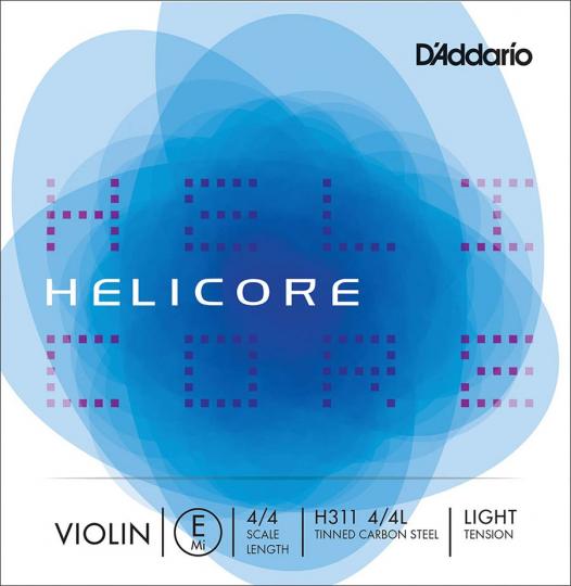 D´ADDARIO Helicore, Mi boucle Faible pour violon