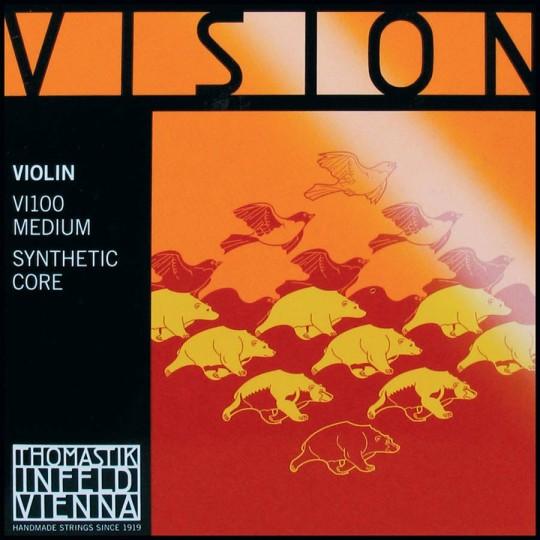 THOMASTIK Vision, Jeu Vision pour violon 4/4
