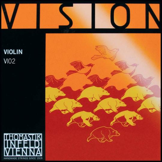 THOMASTIK Vision, LA Moyen pour violon