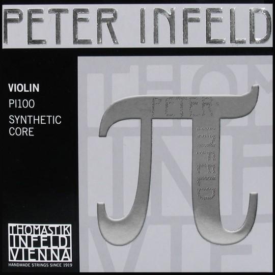 Peter Infeld PI, jeu de cordes pour violon
