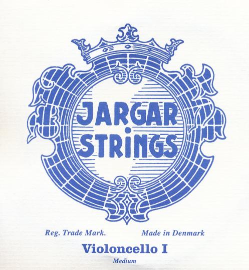 JARGAR, LA pour violoncelle