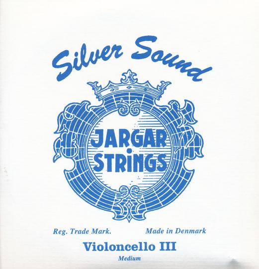 JARGAR,Jeu Silversound pour violoncelle