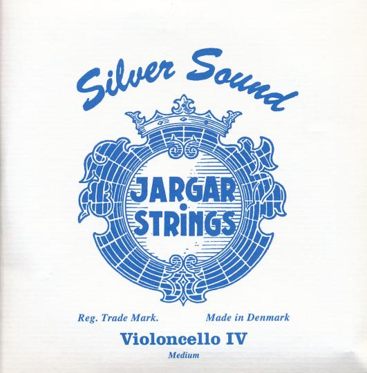 JARGAR, Do Silversound pour violoncelle