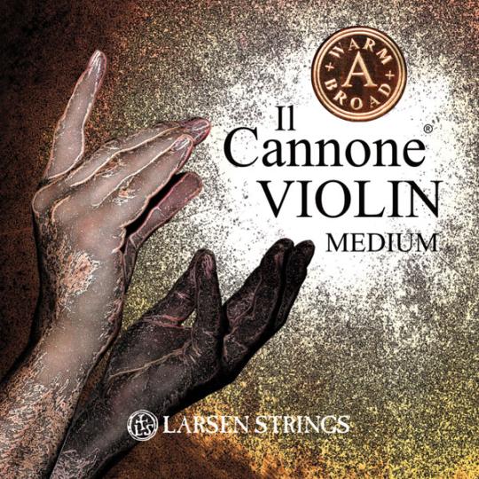 Larsen Il Cannone, LA , Wide and Broad, tirant moyen, pour violon