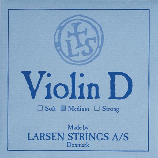 LARSEN, Ré alu, pour violon