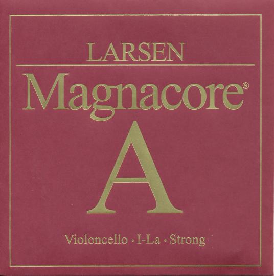 Larsen Cello Magnacore LA tirant fort, pour violoncelle