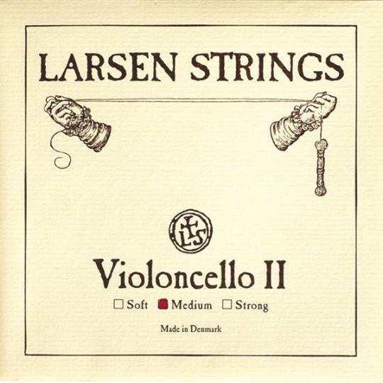 LARSEN, Ré pour violoncelle