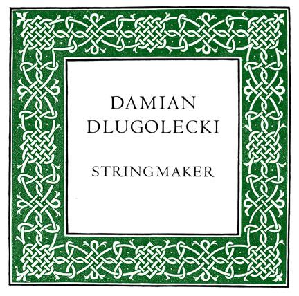 DLUGOLECKI Damian, ré laqué calibre, pour violon