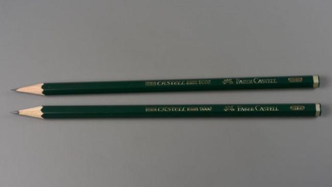 FABER Castel, crayon calibre B