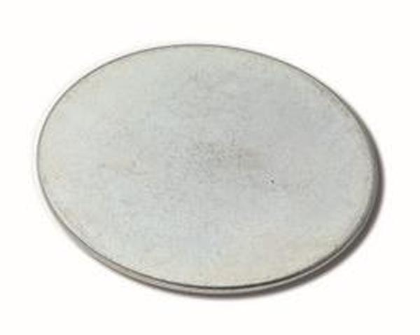 Pastille de métal autocollante 40 millimètres