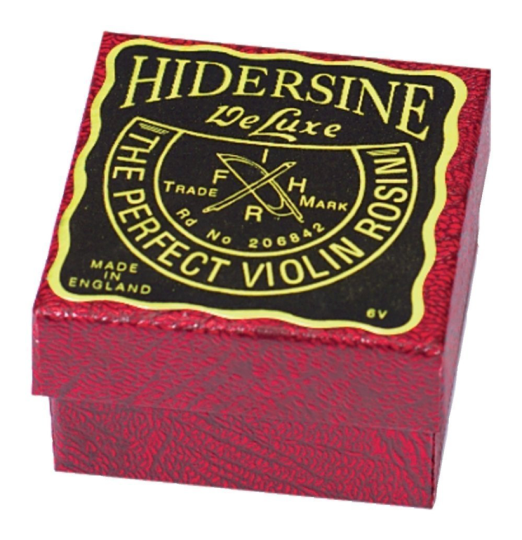 Colophane Hidersine de luxe pour violon et alto