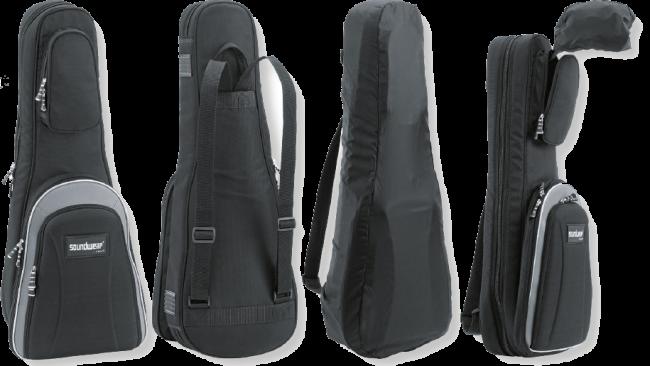 O.K. sac de protection pour étui de forme noir