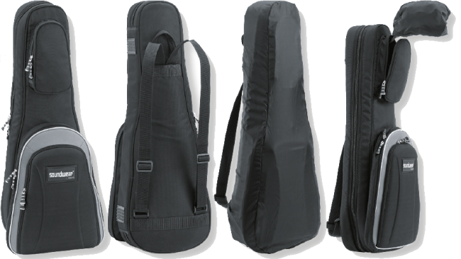 O.K. sac de protection pour étui de forme bleu