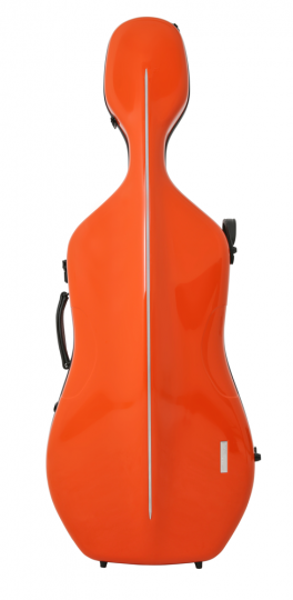 GEWA ETUI VIOLONCELLE AIR Orange/noir