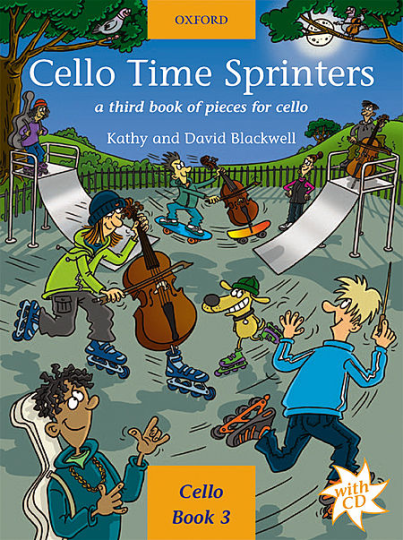 Cello Time Sprinters volume 3