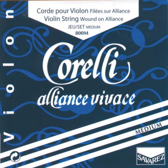 CORELLI Alliance, LA, pour violon