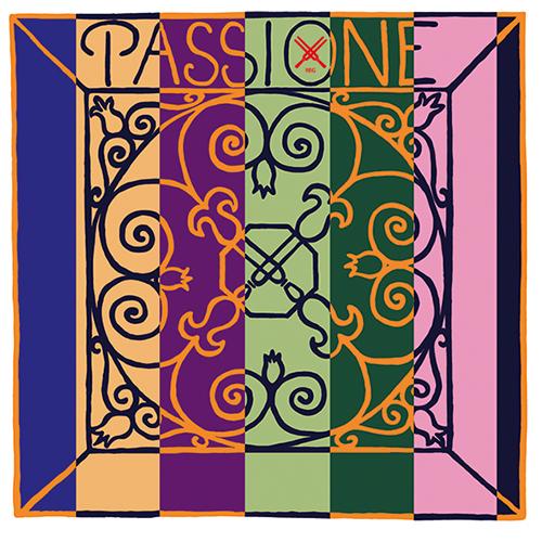 Pirastro Passione Solo, Mi boucle, Tirant Moyen