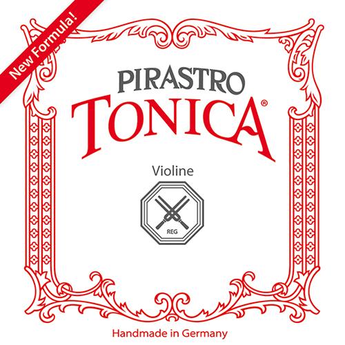 PIRASTRO Tonica, Jeu avec Mi boule tirant moyen, pour violon