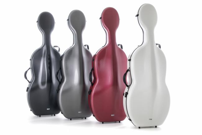 GEWA Pure etui violoncelle Polycarbonat 4.6