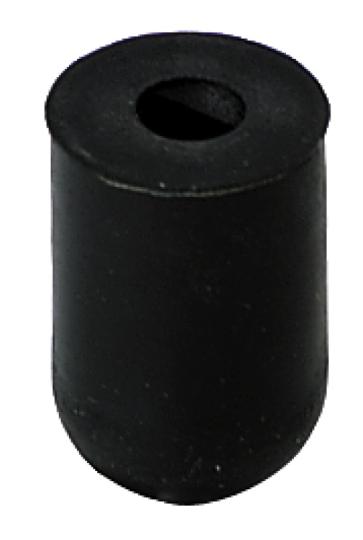 Système anti-dérapant, caoutchouc cylindrique pour piques